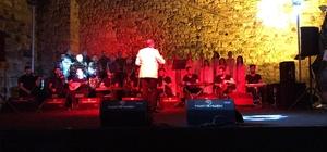 Sinop'ta Antakya Medeniyetler Korusu konseri