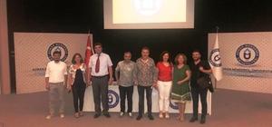 ADÜ Arkeoloji Bölümünden 25. yıl konferansları ADÜ Arkeoloji Bölümü, 25. yaşında çalışmalarını kamuoyuyla paylaştı