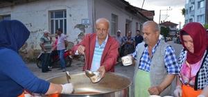 İznik'te mahalle iftarları bir başka