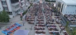 """Derebahçe'de 3 bin kişilik dev iftar Tok: """"Derebahçe'ye göz kamaştıran tesis kazandırdık"""""""