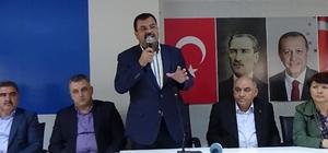 """Amasya'da AK Parti'den ilk mesaj: 3-0 AK Parti Amasya İl Başkanı Mehmet Ünek: """"Adaylarımız açıklandıktan sonra 3-0'a ne kadar yaklaştığımızı gördük"""""""