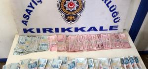 Yanlışlıkla çöpe atılan 40 bin lirayı polis buldu