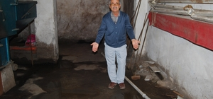 4 gündür su baskını vatandaşı çileden çıkardı