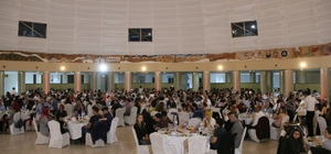 NEVÜ personeli ve aileleri geleneksel iftar yemeğinde buluştu