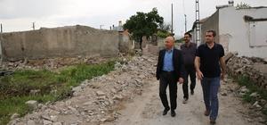 """Başkan Çolakbayrakdar, """"Ulaşımda Kayseri'ye Yeni Bir Soluk Kazandıracağız"""""""
