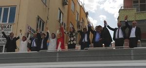 AK Parti Mersin milletvekili adayları Mut'ta tanıtıldı