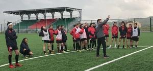 Kayseri Gençlerbirliği hedefini Türkiye şampiyonluğu olarak belirledi Yıldız Kızlar'da final maçları Ankara'da