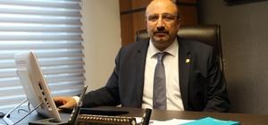 """Milletvekili Açıkkapı;""""Ak davanın bir neferi olarak Türkiye için mücadelemiz devam edecek"""""""