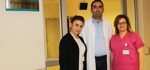 Perinatoloji Polikliniği hasta kabulüne başladı