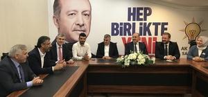 """AK Parti Milletvekili adayı Kenan Sofuoğlu konuştu: """"Bugüne kadar yapmış olduğum her şeyde hep elimden gelenden daha fazlasını yapmaya çalışmışımdır"""""""