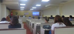 KUTO'da üniversite öğrencilerine tanıtım sunumu