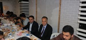 Başkan Türkmen orucunu 'İftar Sofrası'nda açtı