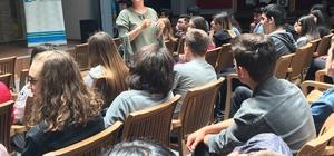 12. sınıf öğrencilerine sınav heyecanını yenme eğitimi verildi