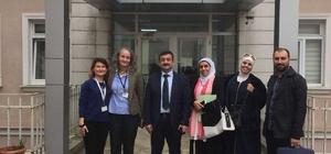 Ürdünlü restorasyon uzmanlarından İstanbul'a çalışma ziyareti