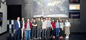 AFAD heyetinden Deprem Müzesi'ne ziyaret