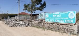 MASKİ, içme suyu tesisindeki yenileme çalışmalarına başladı