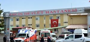 Van'da kaçakları taşıyan kamyonet devrildi: 1 ölü, 70 yaralı