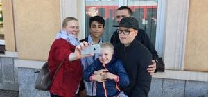 TED'li öğrenciler Litvanya'daydı