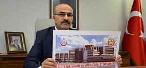 """Vali Demirtaş: """"Adana'nın sağlık problemi kalmayacak"""" Adana Valisi Mahmut Demirtaş, 150 yataklı Güney Adana Devlet Hastanesi ve 100 yataklı Yüreğir Devlet Hastanesi'nin en kısa zamanda kentin güneyinde yaşayan 450 bin vatandaşın hizmetine gireceğini açıkladı Açılacak 2 hastane ile Adana'nın sağlık üssü haline geleceğini belirten Vali Demirtaş, hastanelerin hem yurtiçinden hem de yurtdışından gelebilecek tüm taleplere cevap verebileceğini kaydetti"""