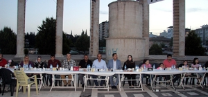 Belediyeden iftar