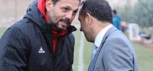 """Evkur Yeni Malatyaspor'da beklenen görüşme gerçekleşti Erol Bulut: """"Görüşme olumlu bir havada geçti"""""""