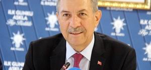 """Bakan Demircan: """"Türkiye kalkınma hızını katlayarak yoluna devam edecek"""" AK Parti Samsun milletvekili adayları çalışmalara başladı"""