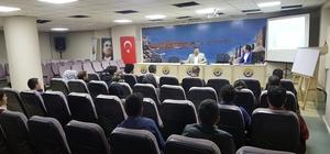 TATSO Başkanı Adabağ'dan girişimci adaylarına ziyaret
