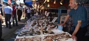Trabzon'da balık fiyatları geçen yılın aynı dönemine göre yüzde 50 arttı Vatandaşlar genelde kültür balığını tercih ederken balık avında en verimsiz dönem yaşanıyor