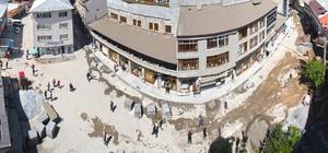 Bitlis'te ikinci etap sokak sağlıklaştırması
