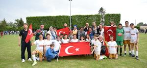 Altınordu Belediyespor Fransa'da şampiyon