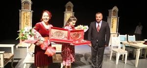 """Tunceli'de """"Her Ay Bir Tiyatro"""" etkinliği"""