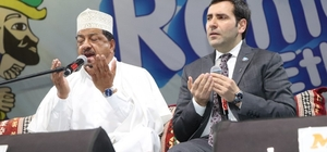 Hafız Abdurrahman Sadien'den Kur'an dinletisi