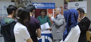 Van'daki sağlık çalışanlarına 'ikinci üniversite' imkanları anlatıldı