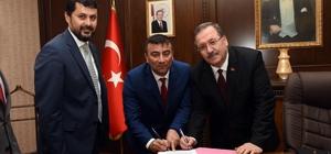 AKÜ ile İŞKUR arasında protokol imzalandı