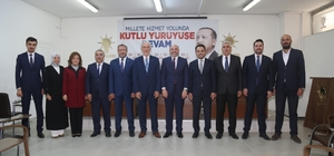 Başkan Ali Çetinbaş: Çalmadık kapı, sıkılmadık el ve kazanılmadık gönül bırakmayacağız