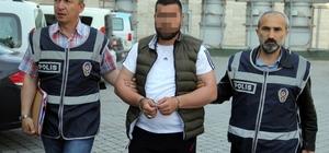 Samsun'da tüfekle 3 kişiyi yaralayan genç yakalandı