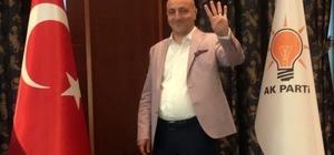 """İşadamı Halis Serkan Kasil teşekkür etti """"Davamız bir günlük değil, ömürlüktür"""""""
