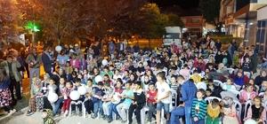 Ramazan Tırı ile vatandaşlar keyif dolu akşam geçirdi