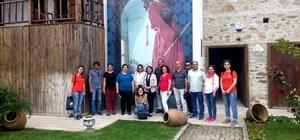 Bozüyük Kültür Evi ve Osman Hamdi Bey Evi'ne ziyaretçi akını