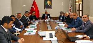 SERKA Yönetim Kurulu, Kars'ta toplandı