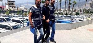 İskenderun'da iş yerine ateş açılmasına 1 tutuklama