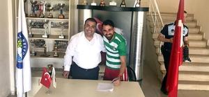 Salihli Belediyespor'da transfere devam