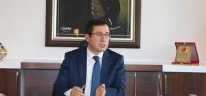 Rektör Kızılay'dan Filistin'deki olaylara tepki