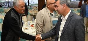 Başkan Çınar iftarda mahalle muhtarlarını ağırladı