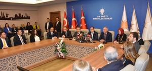 """Başbakan Yardımcısı Çavuşoğlu: """"25 Haziran sabahı Türkiye'de güven ve istikrar daha da güçlenecektir"""""""
