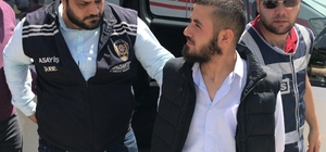 Gaziantep'teki gasp iddiası