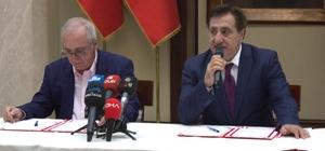Bursa'ya yeni rehabilitasyon merkezi Sönmez Holding tarafından yapılacak olan rehabilitasyon merkezinin protokolü imzalandı