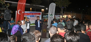 """Osmangazi'de Gelecek Tarihle Buluşuyor Proje Kapsamında 14 Bin Öğrenci Çanakkale'ye Gitti Dündar: """"Birlik İçinde Olursak Kimse Bize Yan Bakamaz"""""""