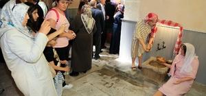 Tahtalı Hamam Müzesi'ni 2 ayda 16 bin kişi ziyaret etti