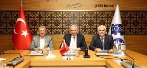 Başkan Uysal'dan İkitelli sanayicilerine ziyaret